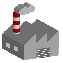 タイ工場建設画像